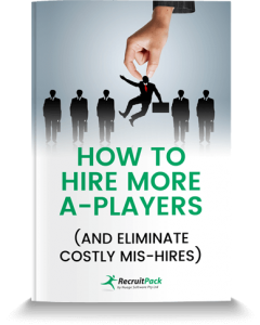 Free eBook How to Hire More A-Players