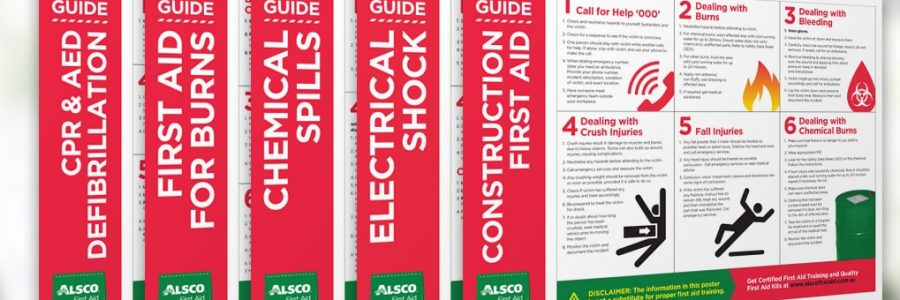 Free First Aid Posters and Guides